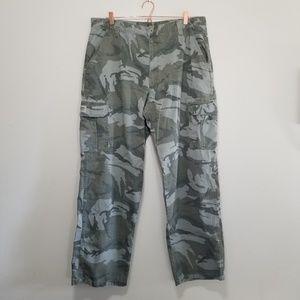 Wrangler hero originals camo cargo pants